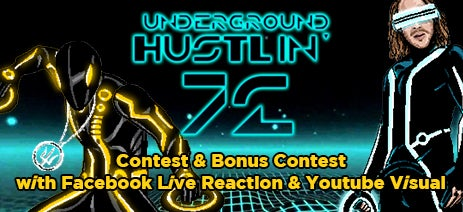Image of UGH 72 & BONUS CONTEST LIVE REACTIONS & VISUAL - $10 each or $15 both