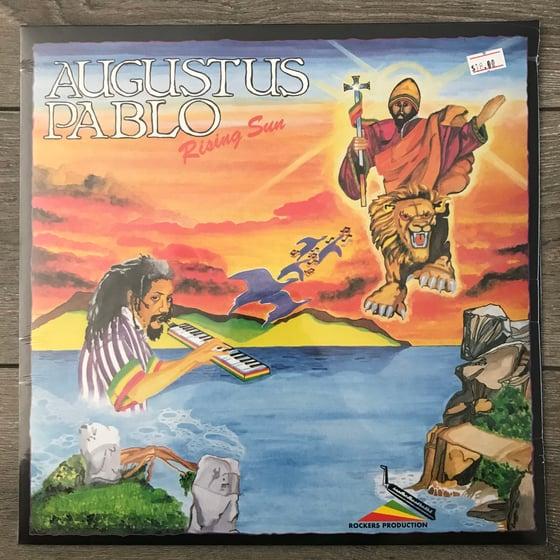 Image of Augustus Pablo - Rising Sun Vinyl LP