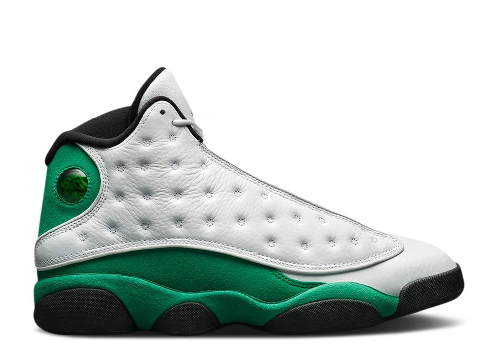 "Image of Air Jordan Retro 13 ""Lucky Green"""