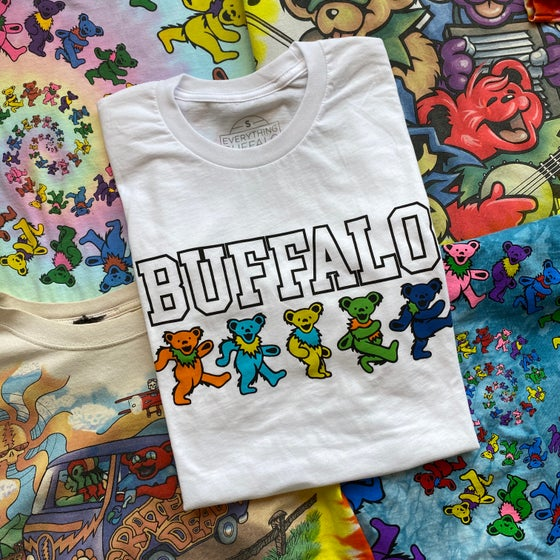 Image of Buffalo Dead Tee