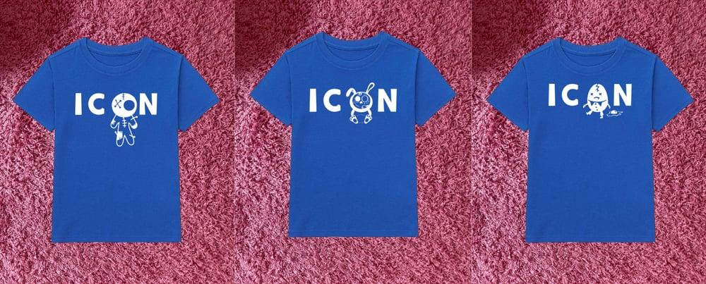ICON (3 DESIGNS)