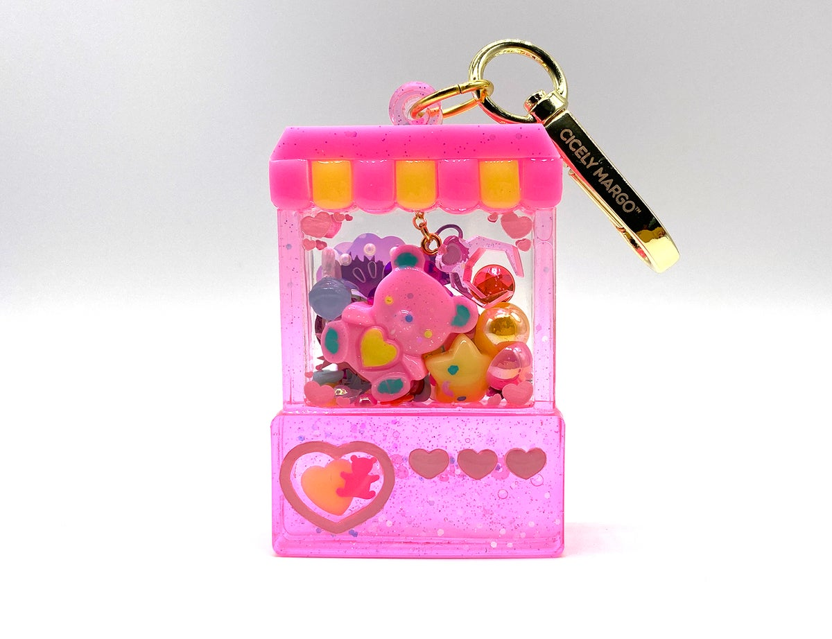 Image of Candylicious Crane Game Bag Charm - Pink Lemonade