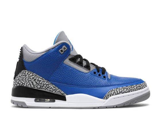 "Image of Air Jordan Retro 3 ""Royal"""