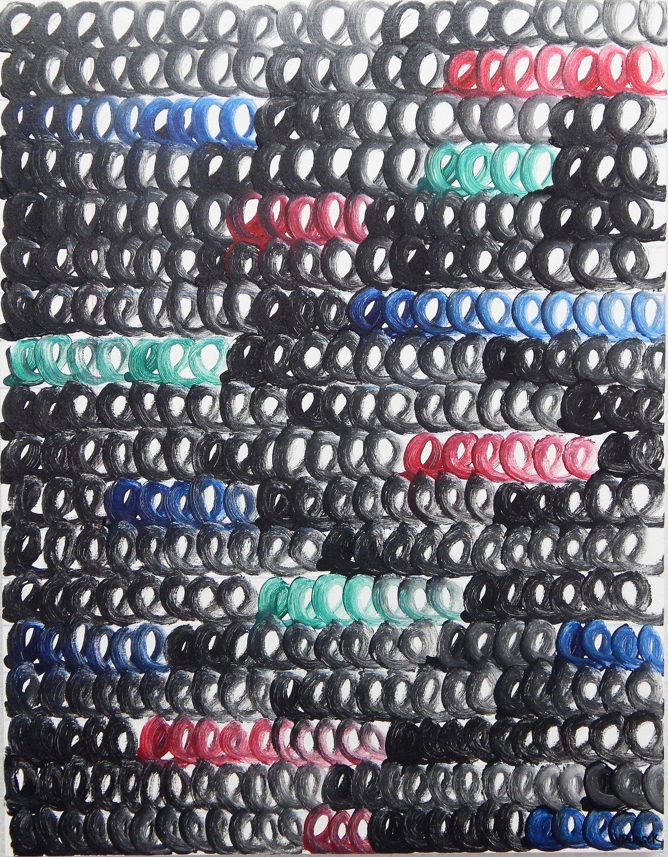 Image of APUNTES ESCOLARES A CUATRO TINTAS