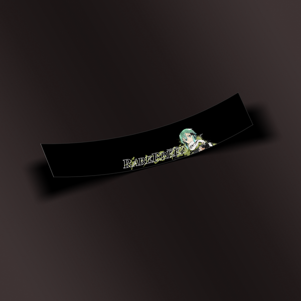 Image of *NEW*  Sinon Edition (Black Version) - RareBreed Eyelid Banner