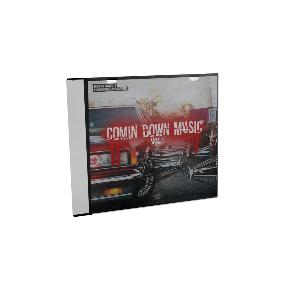Image of Comin Down Music vol.1