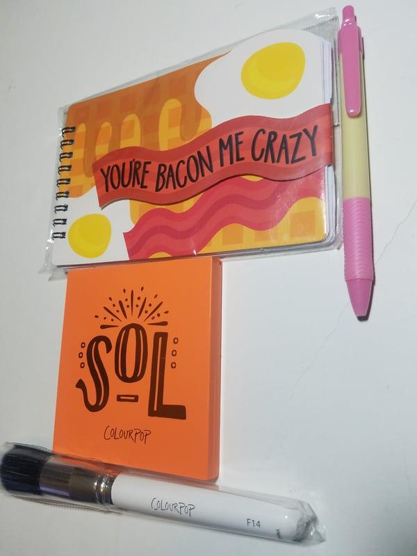 Image of You're Bacon Me Crazy Colourpop Sol Bundle