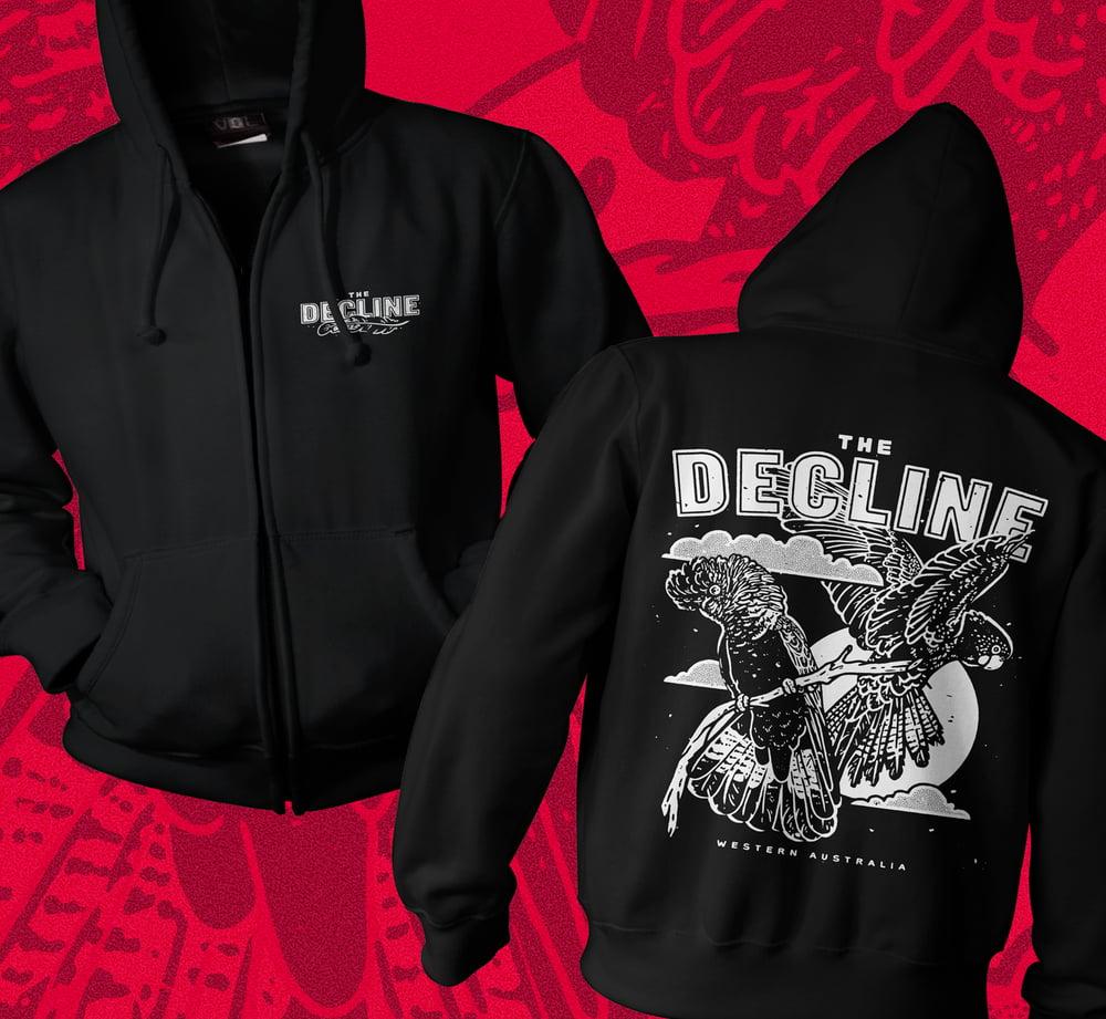 Black Cockatoos - New Hoodie (Zip-Up)