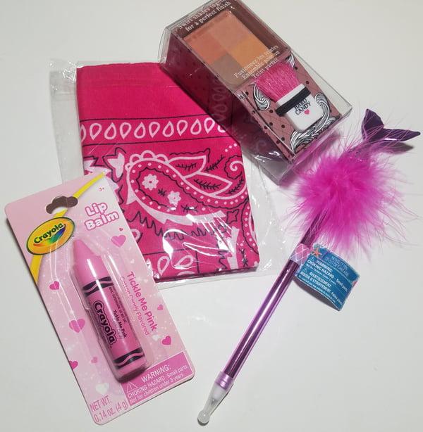 Image of Tickle Me Pink & Hard Candy Mini Tasty Bundle