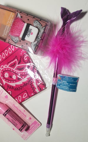 Image of Tickle Me Pink & Hard Candy Mini Tasty Bundle