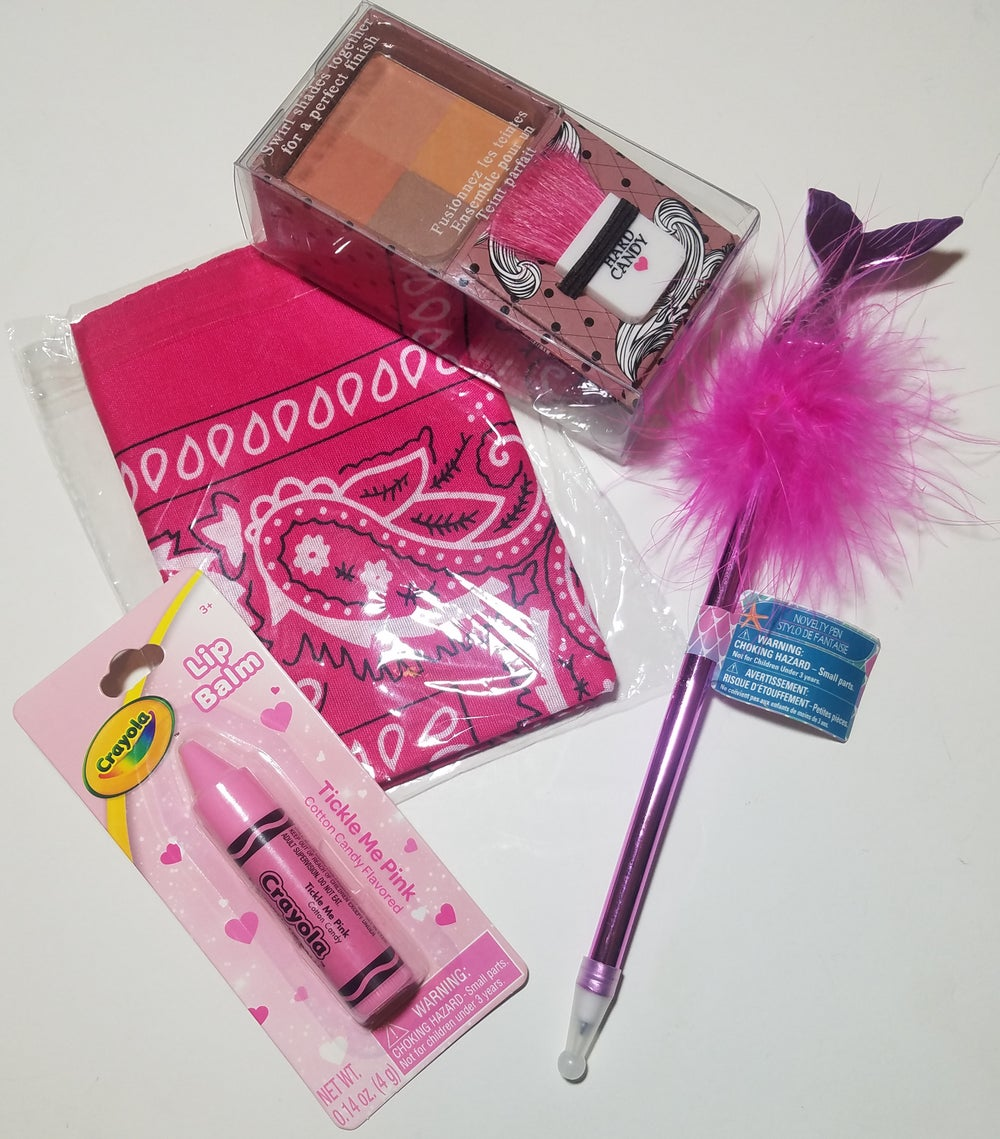 Tickle Me Pink & Hard Candy Mini Tasty Bundle