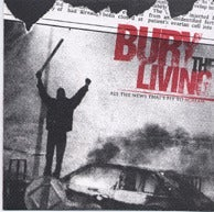 """Image of BURY THE LIVING - """"All The News That's Fit To Scream"""" CD"""