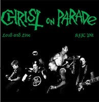 """Image of CHRIST ON PARADE - """"Loud and Live"""" CD"""