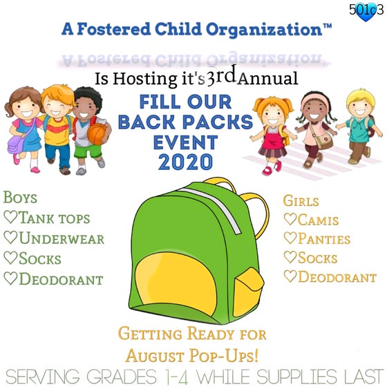 Image of A Fostered Child Organization (Charity Link)