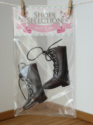 Image of Make It Own Pullip Shoes Selection MS-003