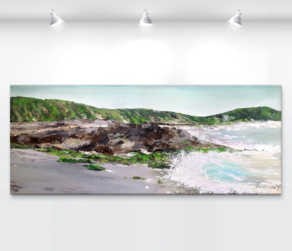 Image of Silver sands - LIMITED edition print