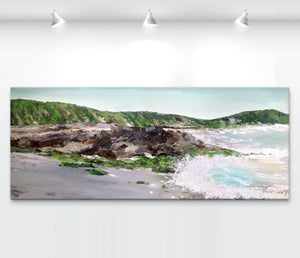 Image of Silver sands - PRINT