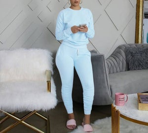 "Image of ""Slide"" Comfy Jogger Set"