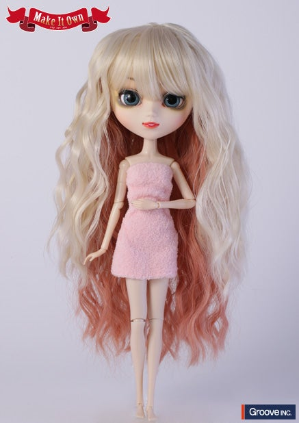 Image of Make it Own Pullip Wig Selection MW-006