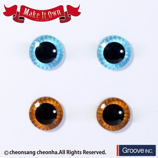 Image of Make It Own Pullip Eyechips Selection ME-001