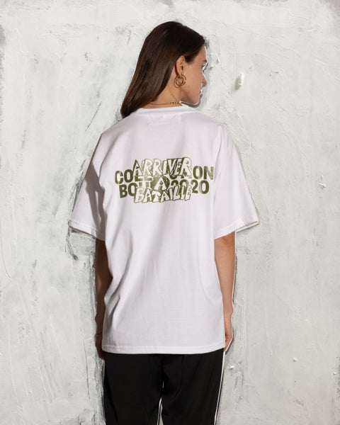 Image of ARRIVER A BATAILLE Shirt