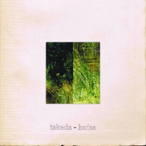 Image of Takeda - Hufsa (Mini-Album)