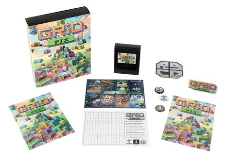 Image of Grid Pix (Commodore 64)