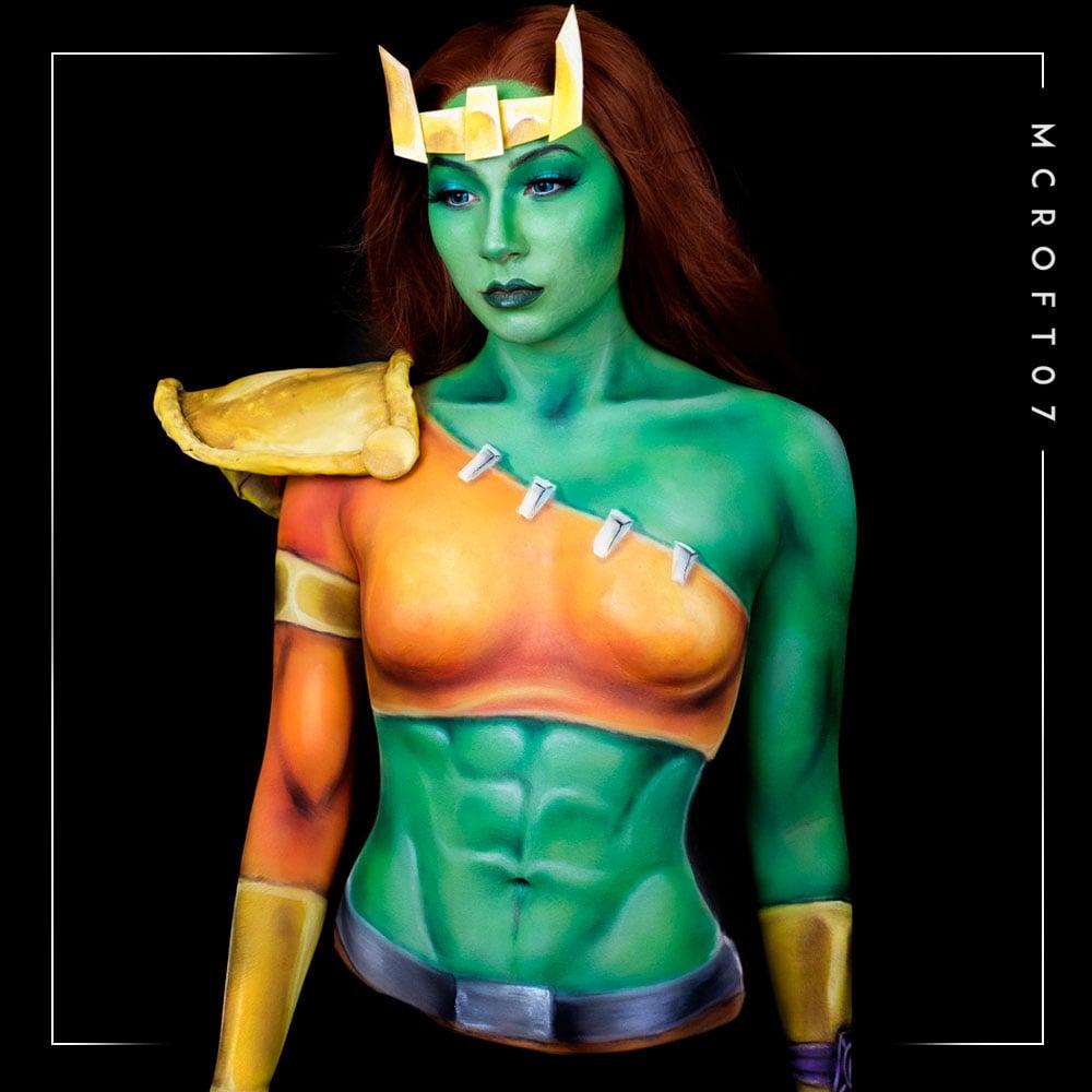Image of Lyra Savage She Hulk