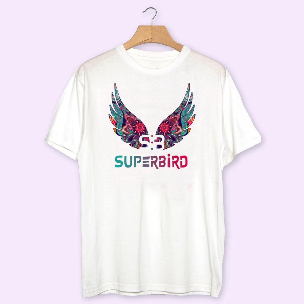 Superbird T-Shirt - Paisley
