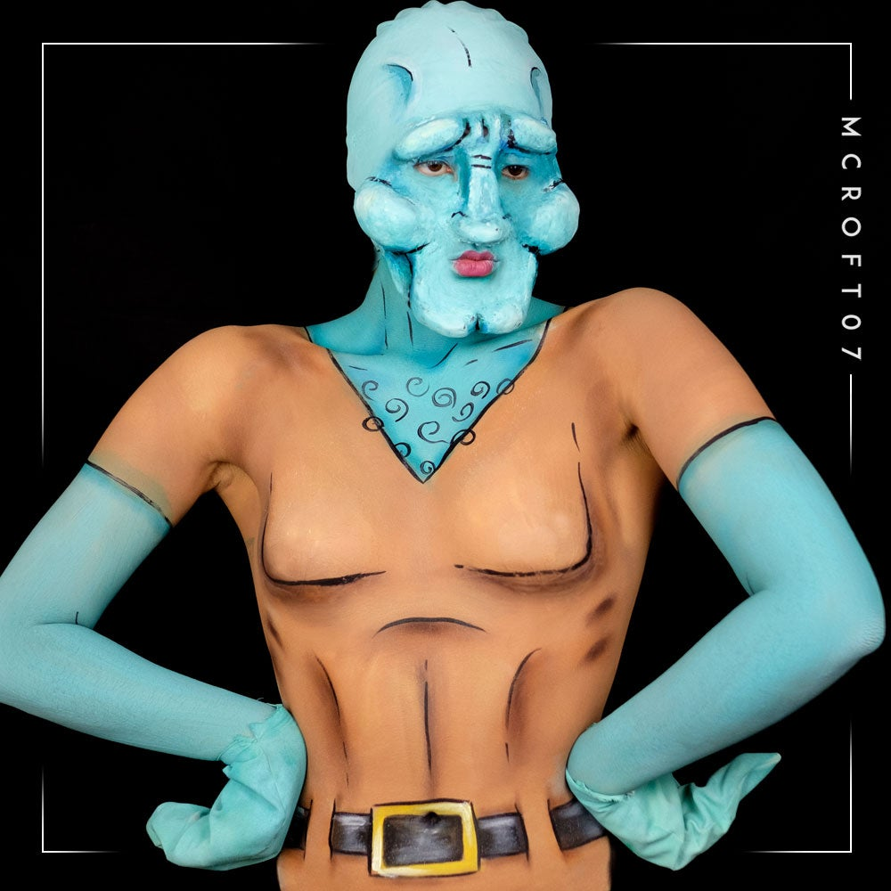 Image of Handsome Squidward