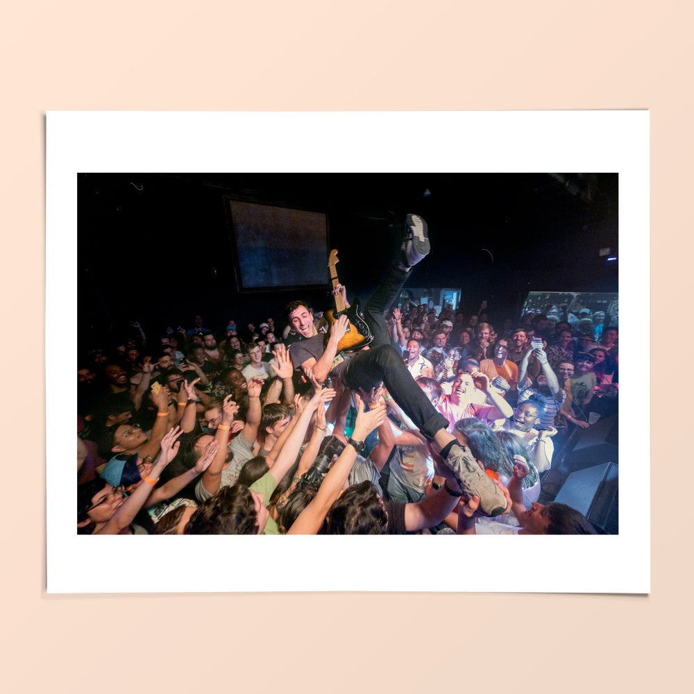 Image of Crowdsurf Print