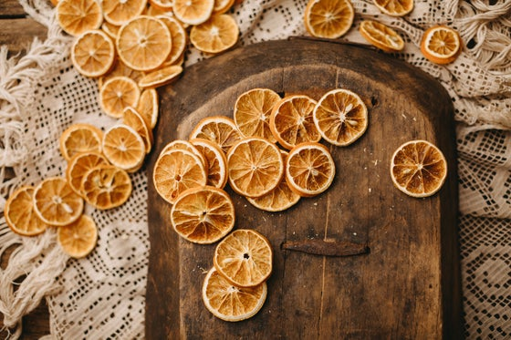 Image of Lemon and Orange Slices