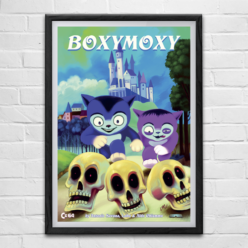 Image of Boxymoxy (Commodore 64)