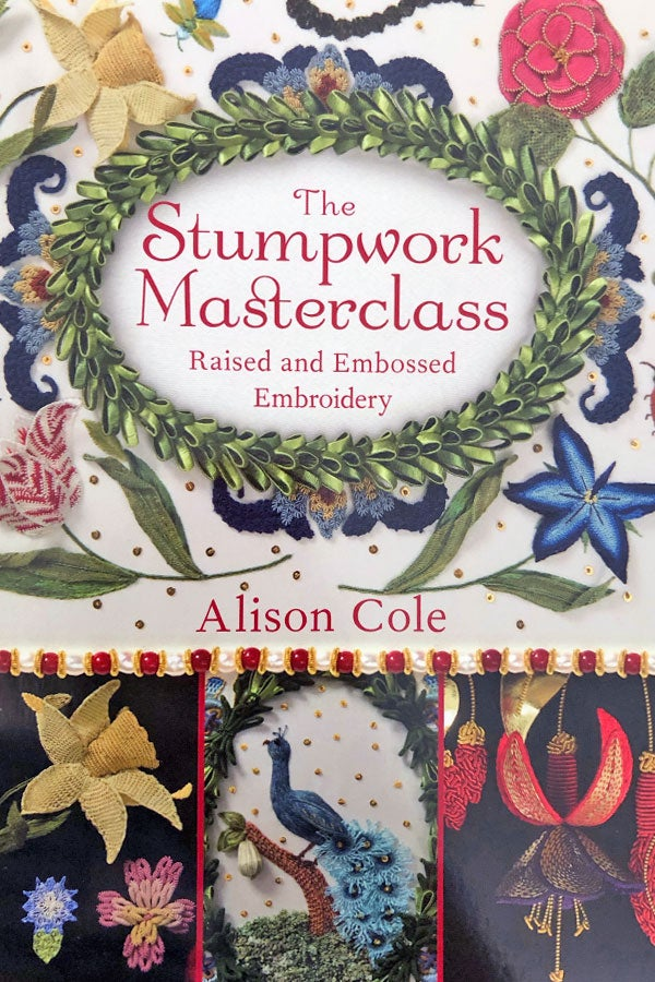 Image of Stumpwork Masterclass by Alison Cole