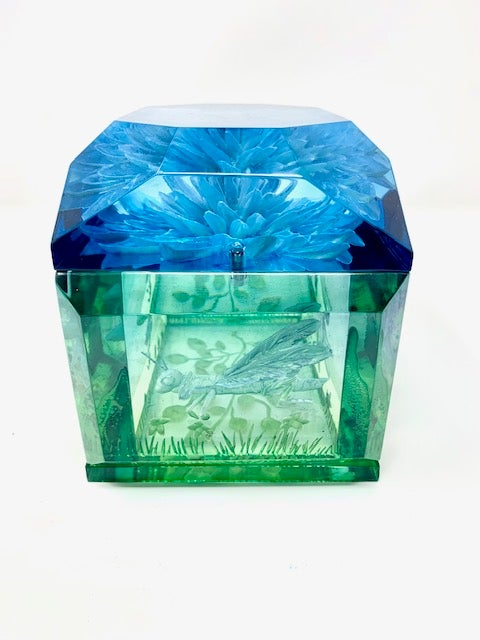 Image of Lucky Cricket Box (Demi Victorian)