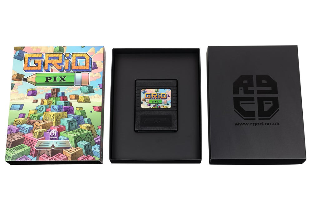 Image of Replacement C64 Cartridge Packaging
