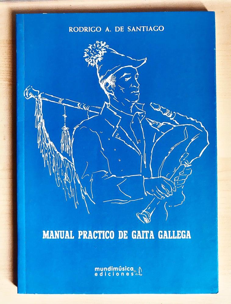 Image of MANUAL PRÁCTICO DE GAITA GALLEGA