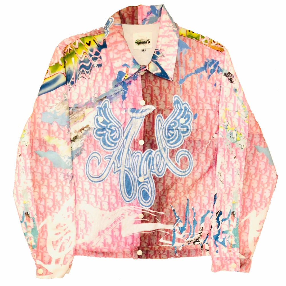 Image of Pink Angel Dioretti Jacket