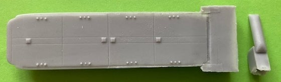 Image of Mehrzweckwaffe 1 (MW-1) for Luftwaffe Tornado 1/72