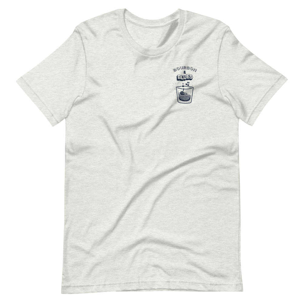 Image of Bourbon & Blues T-shirt