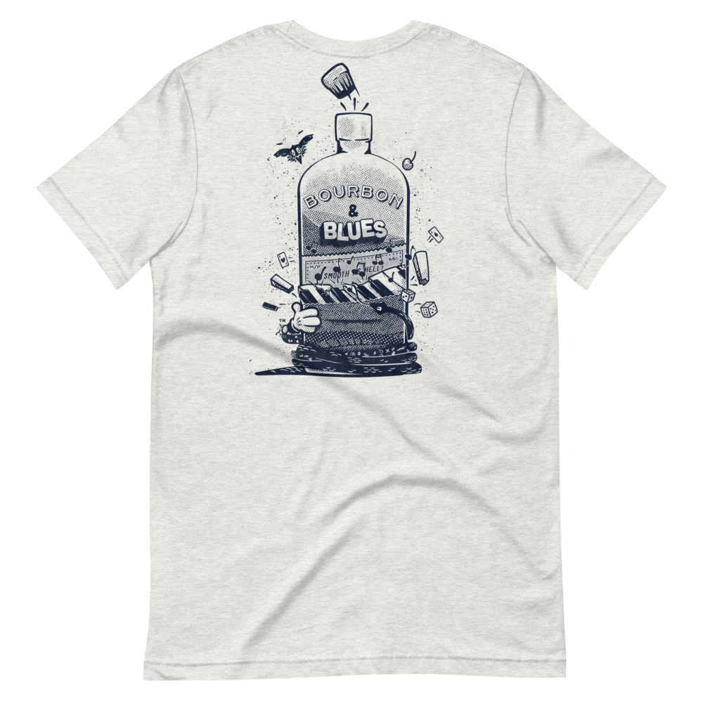 Image of Bourbon & Blues T-shirt