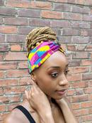 """Image 2 of """"Akonandi"""" Twisted Headband"""