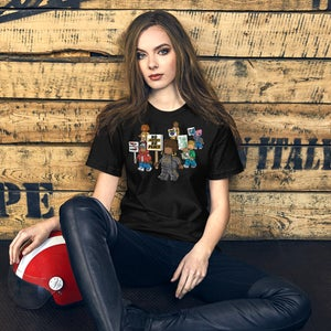 Image of People of Color Protest Adult T-Shirt