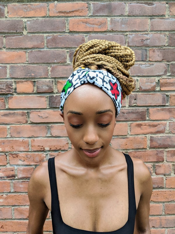"Image of ""Bosumabla"" Twisted Headband"