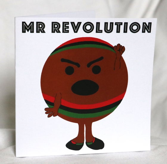 Image of Mr Revolution