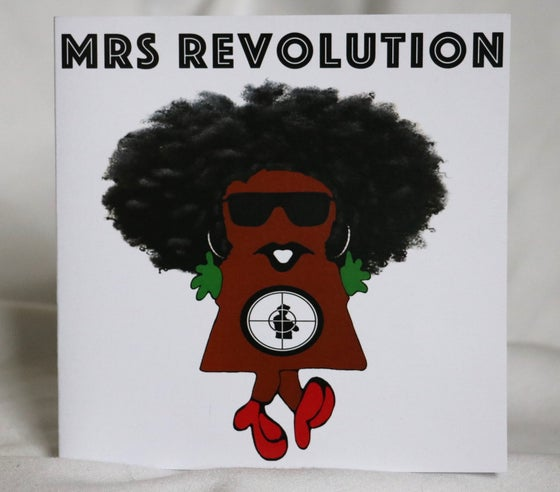Image of Mrs Revolution