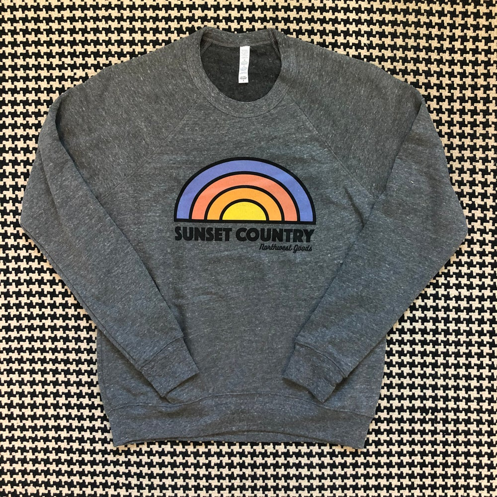 Image of Sunset Country Crewneck