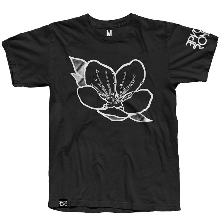 Image of Lunar Flower Tee