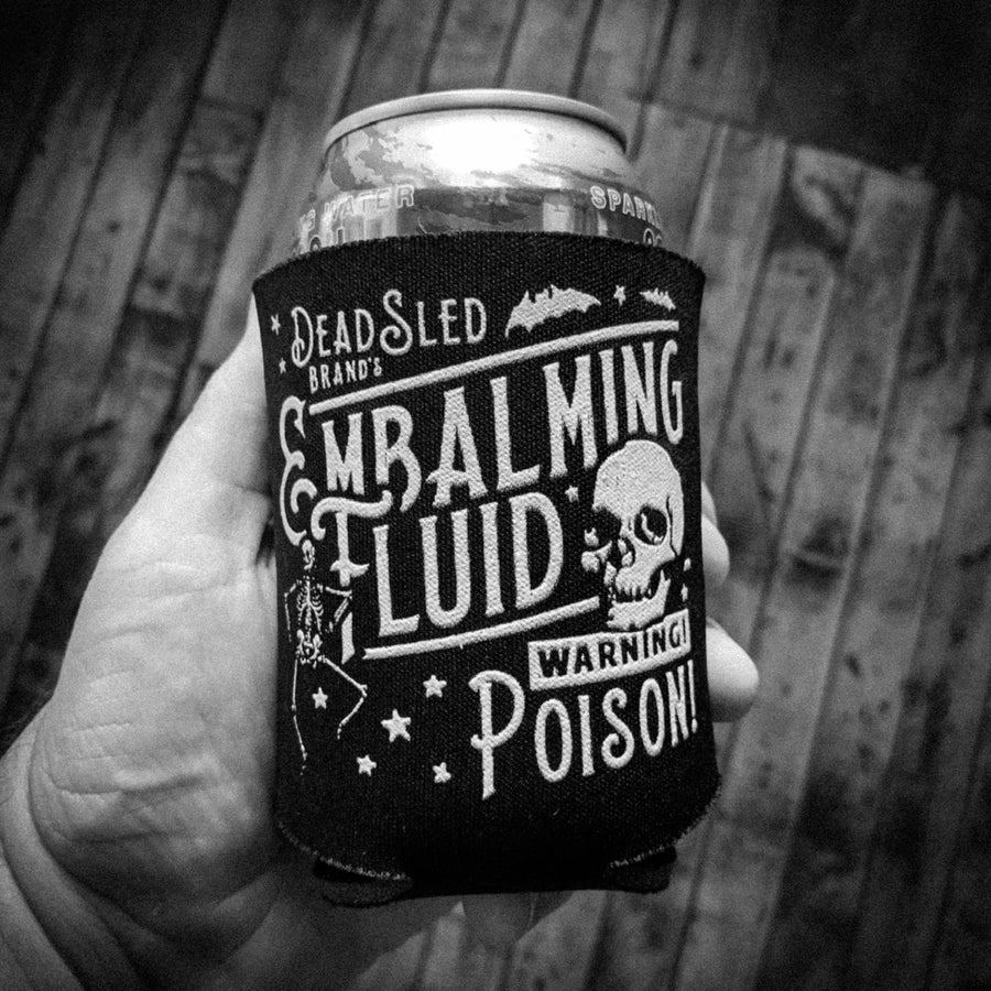 Image of Embalming Fluid Beer Koozie