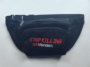 Image of STOP KILLING THE MANDEM SIDEBAG